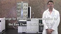 Gas Clean Kit Installation