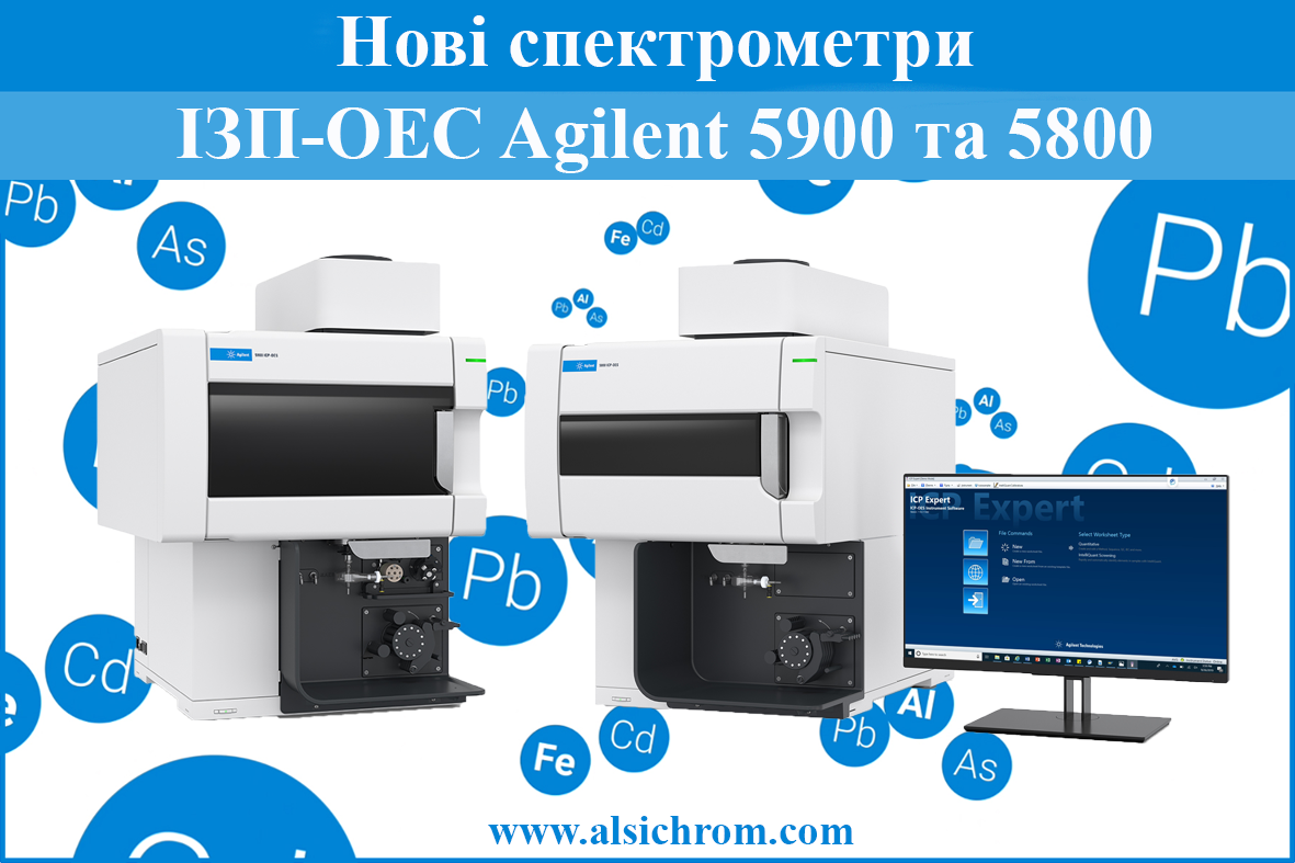 new ICP OES 5800 5900
