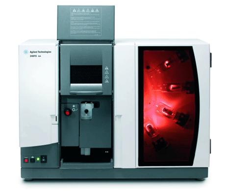 Atomic absorption spectrometers series Agilent 240 FS/280FS